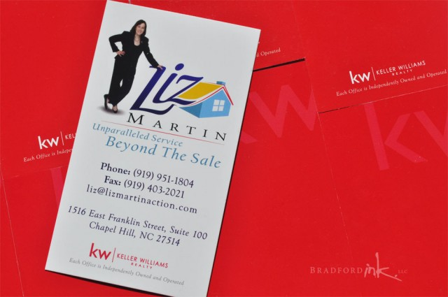 395  640x480 liz card Keller Williams Business Card for Liz Martin