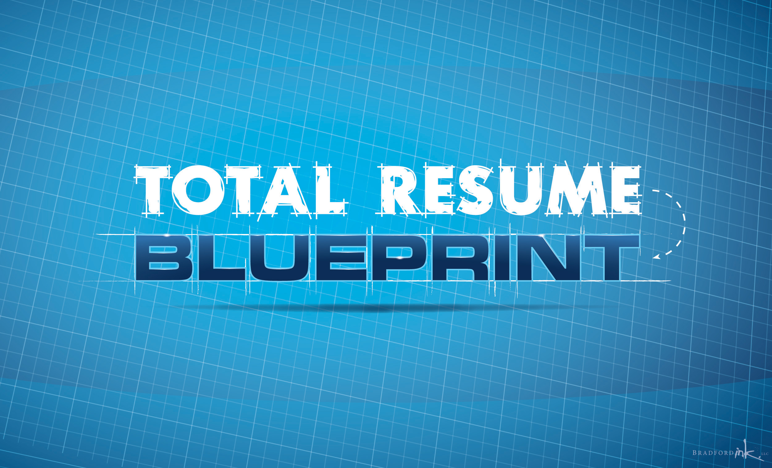 Total resume blueprint you only get one first impression malvernweather Images